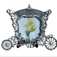 Metal Vintage Picture Frames Classic Photo Frame Decor Small Europe Home Decor