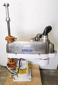1962 SEIKO EPSON SCARA ROBOT E2L653C-UL