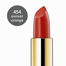 Atomy Lipstick 454 sunset orange color Long lasting Moisture Glossy Korea makeup