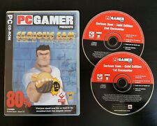 Serious Sam: Gold Edition (1st and 2nd Encounter) - PC CD-ROM - Free, Fast P&P!