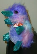 "TY Beanie Boo ZAPPY the Purple Platypus 6/"" MWMT-VHTF IN HAND IN THE U.S."