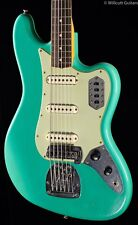 Fender Custom Shop Bass VI Journeyman Relic Aged Seafoam Green (196)