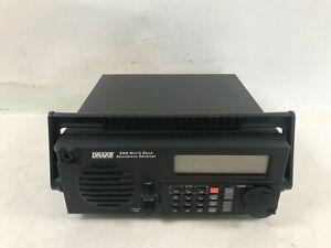 Drake SW8 Shortwave AM FM SSB Radio Receiver LATE SERIAL #7D12950007 W/ MANUAL