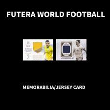 FUTERA WORLD FOOTBALL SOCCER JERSEY / Memorabilia CARD