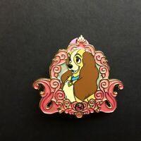 Disney Girls - Reveal / Conceal Collection - Lady - LE 50 - FANTASY Disney Pin 0