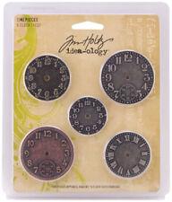 Tim Holtz Idea-ology Timepieces Clocks Embellishments