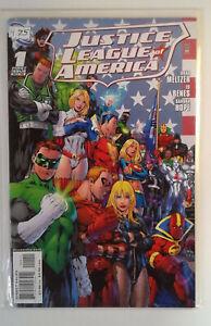 Justice League of America #1 (2006) DC Comics 9.4 NM Comic Book