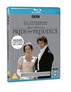 Pride And Prejudice - The Complete Mini Series (Blu-Ray)
