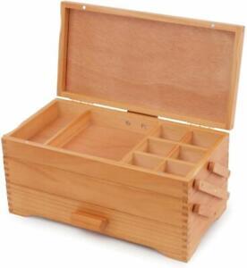 Milward Craft Box: Cantilever: Pine Wood
