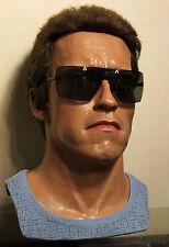 1/1 Lifesize CUSTOM Terminator Genisys bust Arnold Schwarzenegger prop