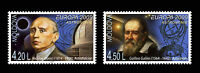 "Moldova 2009 CEPT Europa ""Astronomy"" 2 MNH stamps"