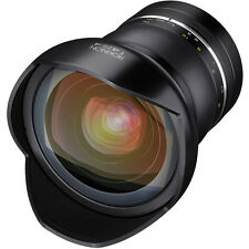 Rokinon Special Performance (SP) 14mm f/2.4 Ultra Wide Angle Lens for Canon EF