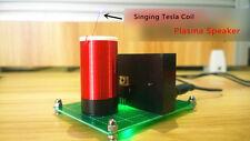 20W SSTC Tesla Coil Plasma Speaker Music Singing Tesla Coil Electronics Kits