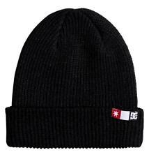 DC Herren Mütze CORE BEANIE 2(Black)