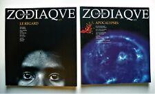 ZODIAQUE, La Revue. 2 numéros : n°1 & n°2. Editions Zodiaque. 1998.