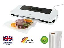 SilverCrest Vacuum Sealer sous-vide cooking preserving food & 3m BPA free sealer
