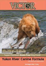 Victor Yukon River Salmon Sweet Potato Grain Free Hypoallergenic Dog Food 30 lb
