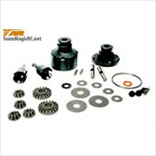 Front Diff. Set #504125 (RC-WillPower) TeamMagic G4RS