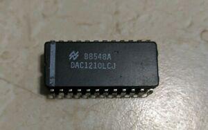 NOS DAC1210LCJ Digital to Analog Converter - 24-pin Ceramic DIP pacakge