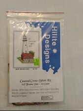 Vintage Hilite Designs Counted Cross Stitch Kit St. Simons Lighthouse
