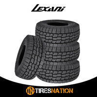 (4) New Lexani TERRAIN BEAST AT LT285/60R20 125/122S All Terrain Tires