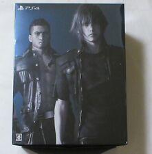 PS4 Final Fantasy XV 15 Ultimate Collectors Edition Japan Games