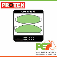 * OEM QUALITY * Disc Brake Pad - Front For JEEP RENEGADE . Part# CDB3143M