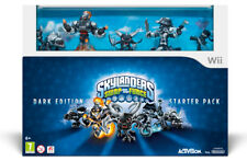 Skylanders SWAP FORCE DARK EDITION Starter Pack for Nintendo Wii Mega Ram Spyro