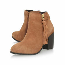 Zip Suede Casual Carvela Boots for Women