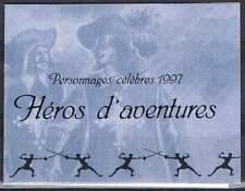 Frankrijk booklet postfris 1997 MHN MH45 - Heros dáventures (C026)