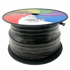 100 Ft 7-Way Trailer Wire Harness 14 Gauge and 12 Gauge Insulated Stranded Wire