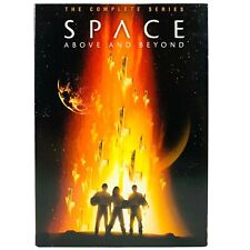 Space: Above and Beyond (1995) - 5-Disc DVD Set - Morgan Weisser Sci-Fi Action