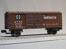 LIONEL JUNCTION SANTA FE BOXCAR O GAUGE sfe junction train freight 6-83266 B NEW