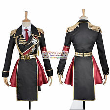 K anime K Project K Missing Kings Anna Kushina Uniform Cloth Cosplay Costume