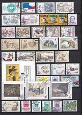 Gestempelte Briefmarken aus Tschechien & der Tschechoslowakei
