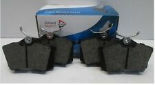 REAR BRAKE PADS FITS PEUGEOT 207 307 807 PARTNER 208 308