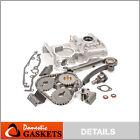 Fit 91-99 Nissan Sentra 200SX NX 1.6L DOHC Timing Chain Oil Pump Kit GA16DE
