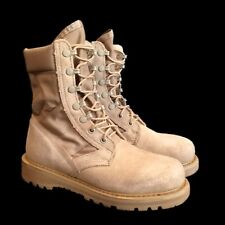 ROCKY Hot Weather Military Combat Boots 789 Desert Tan Men's Sz 5 XW Made in USA