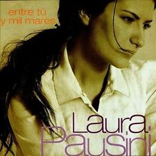 Entre Tu y Mil Mares by Laura Pausini (CD, Sep-2000, WEA Latina)