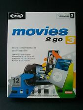MOVIES 2 Go 3 [software, nuovo]