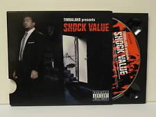 TIMBALAND - SHOCK VALUE (LTD. PUR EDT. im SLIDE PACK)