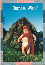 50 Postcards Little Lee Comic Trucking Rambo Who!