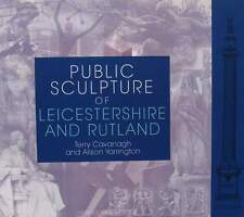 BOEK/LIVRE : PUBLIC SCULPTURE of RUTLAND .. (antique statue bronze,bronzen beeld