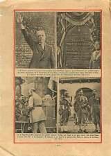 Niceto Alcala-Zamora Presidente de la Republica Espanola Spain 1931 ILLUSTRATION