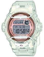 Relojes de pulsera Baby-G de plástico para mujer