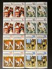 1971 Australian Stamps - Centenary of RSPCA & Animal Definitives - Set 4x4 MNH