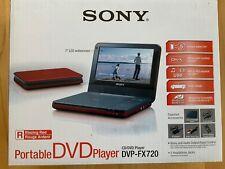 Sony DVP-FX720 Tragbarer DC/DVD Player (7