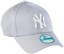 Accessoires casquettes de base-ball gris New Era pour homme