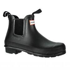 Hunter Block Heel Pull On Shoes for Women