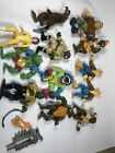 Vintage 80\'s&90\'s TMNT Mirage Studios Playmates Toys Lot Of 12